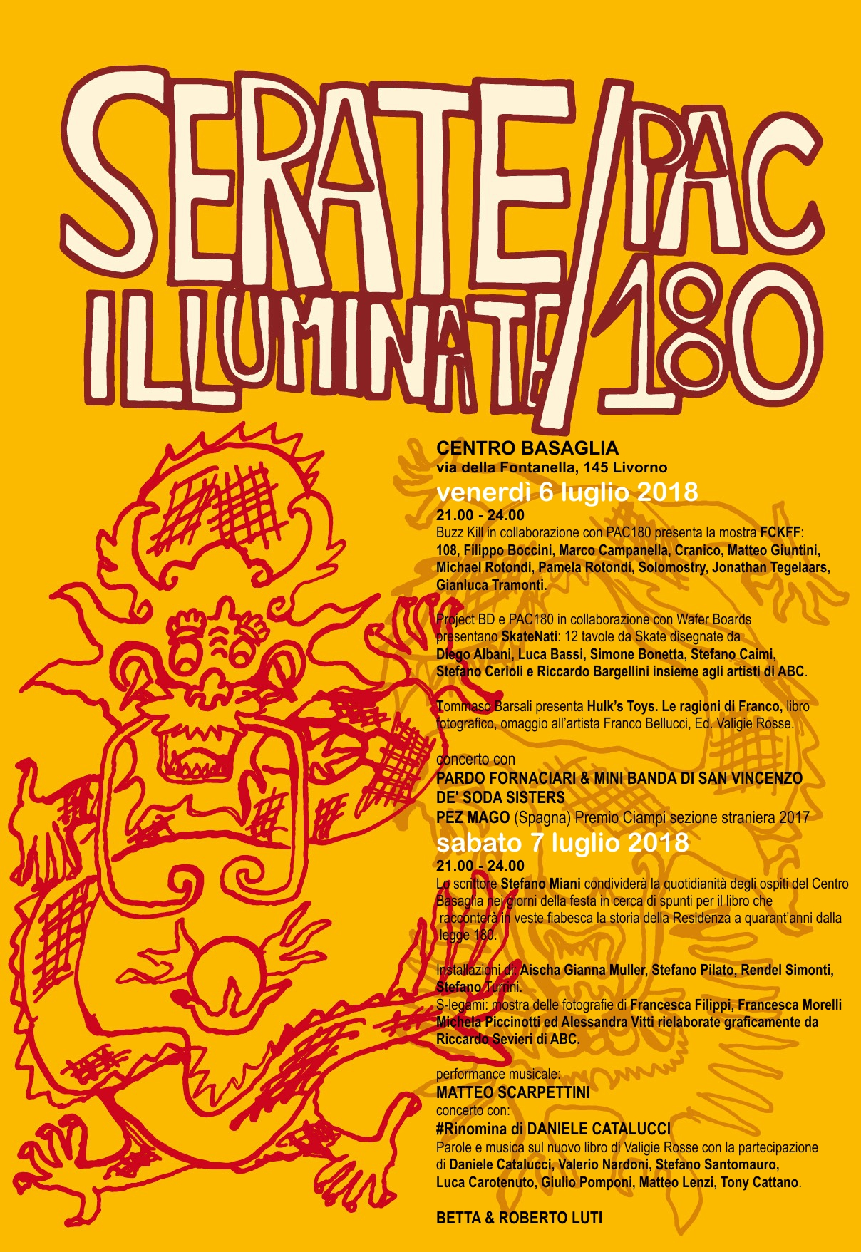 Serate Illuminate 2018 Web